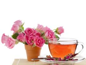 喝玫瑰花养生茶可以丰胸吗