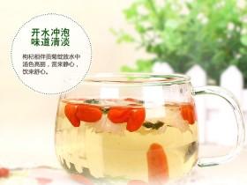 枸杞菊花养生茶的做法、功效与作用及饮用禁忌