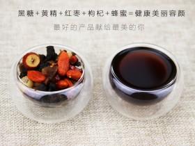 女人喝什么补气血养颜?黄精桂圆枸杞红枣养生茶