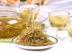 金银花茶的功效与作用,金银花养生茶配方