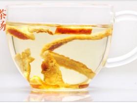 蜂蜜陈皮养生茶做法及营养价值