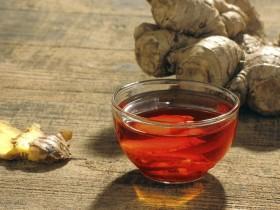 生姜茶的功效与作用,这几类人喝养生姜茶需要注意