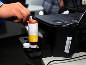 惠普打印机墨水怎么加_打印机墨水价格大概多少钱