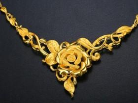 女士项链款式大全-女士项链的种类有哪些