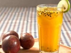 【百香果】一个百香果泡多少水,百香果泡水喝的注意事项