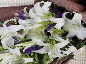 送百合花代表什么意思