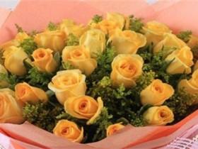 黄色玫瑰的花语