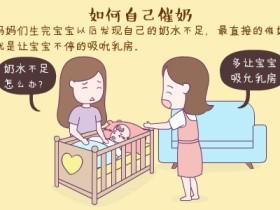 产后催奶方法